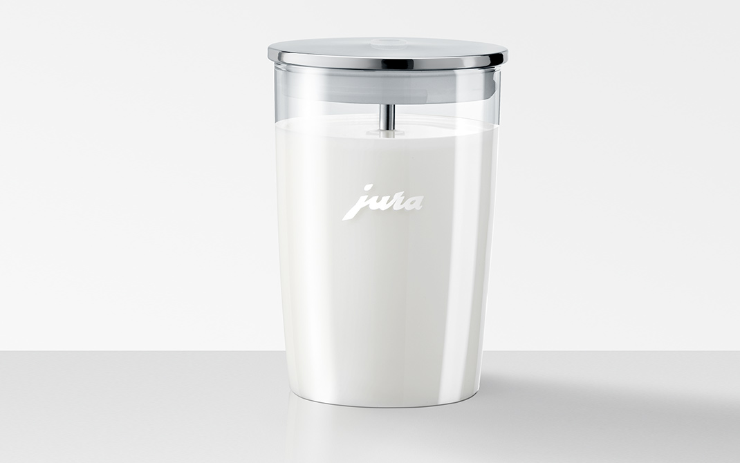 Jura High-quality, perfectly hygienic materials