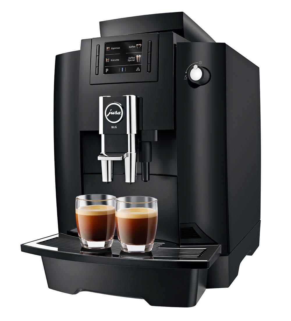 espresso machine tea bag